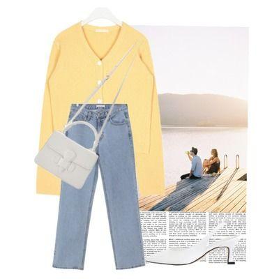 【穿搭技巧】温柔奶油粉黄色!15款春日穿搭提案!瞬间显白+气质UP!