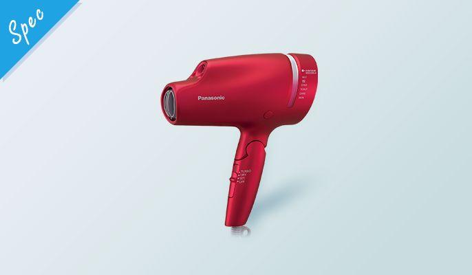 8. Panasonic EH-NA0B 高滲透奈米水離子吹風機 (日元 28,900 連稅)  以奈米水離子的概念釋放18倍的水分,更含有5種護髮模式:髮尾護理、冷熱交替、智慧溫控、頭皮和美肌模式,可以針對不同需要的問題。