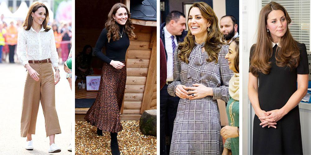 凯特王妃平价品牌穿搭特辑!ZARA/Mango平价衫穿出高级质感!针织上衣只要$99!