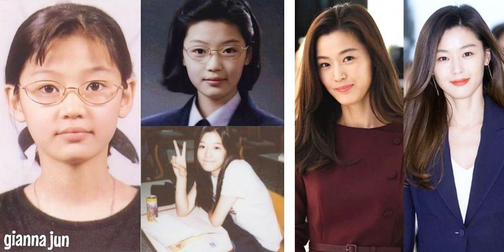 第18位 全智賢。 憑《我的野蠻女友》一炮而紅成為韓國一線女演員的全智賢,出道21年美貌氣質依然。婚後出演的《來自星星的你》、《藍色海洋的傳說》人氣持續高企,如今38歲已是兩孩之母的她,保養得宜,魅力顏值不減。