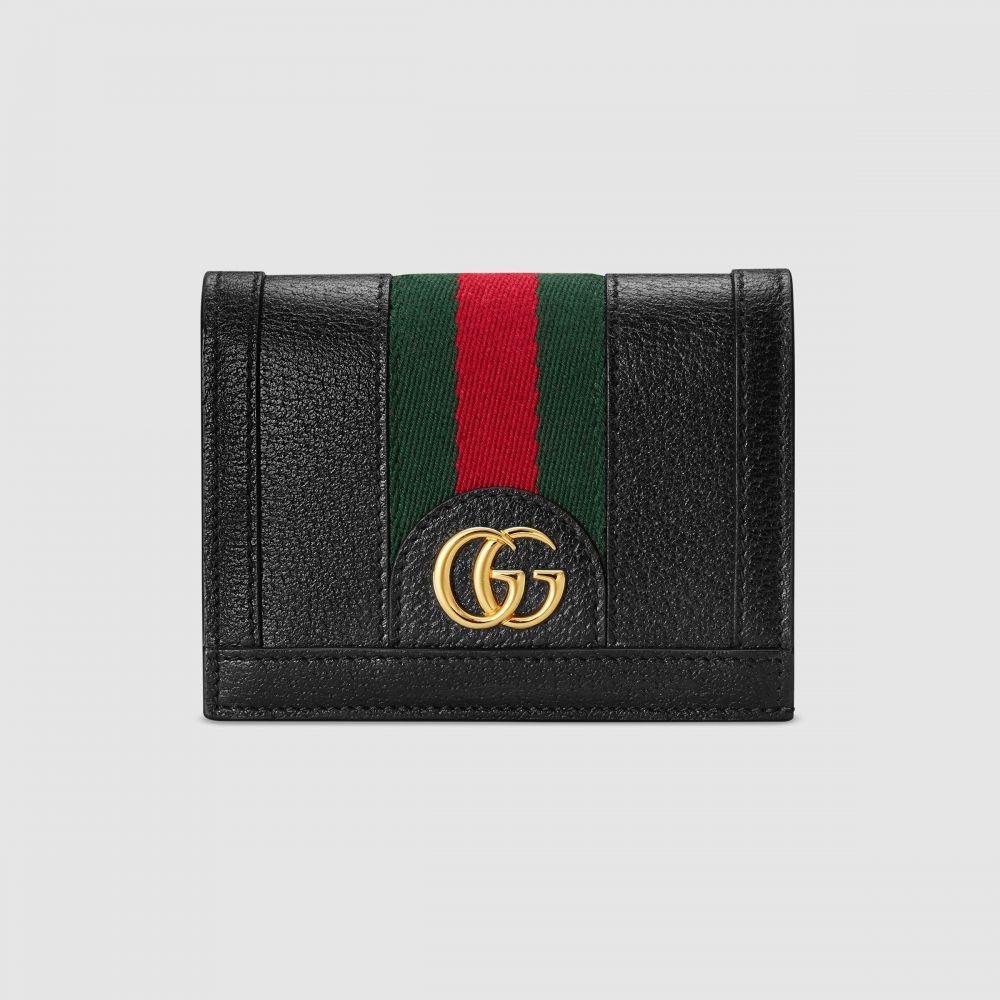 GUCCI Ophidia卡片銀包 售價 HKD 4,100   3月舊價參考HKD 3,900