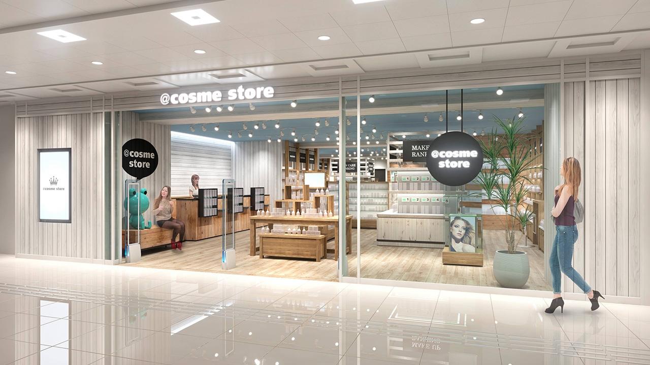 @cosme store進駐將軍澳!新加入美甲品牌HOMEI