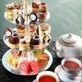 Ritz Carlton x Qeelin 限定珠寶下午茶