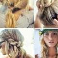 編織狂熱 夏日個性髮型