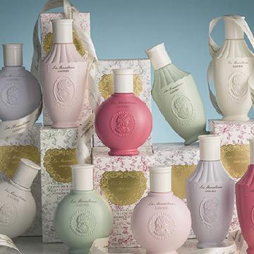 5種香氣!Les Merveilleuses LADURÉE身體謢理系列