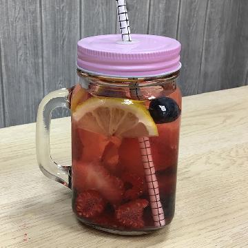 補水丶排毒!清新果味配搭「雜莓Detox Water」