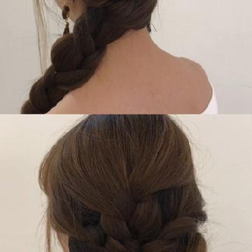 GU時尚顧問教學!一次教你兩款髮型
