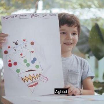 畫出來自未來的雪糕?為小孩子設計的實驗教育課
