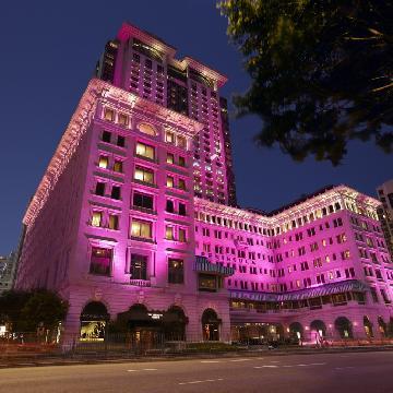 歎住支持「乳癌意識推廣月」!10月限定粉紅半島