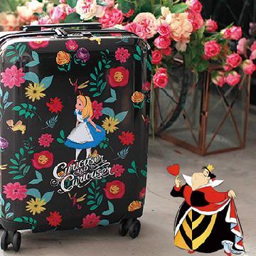 要帶去旅行嗎?韓國推愛麗絲行李箱