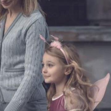 我最想變成的...原來是媽媽!波蘭廣告感人化裝舞會故事