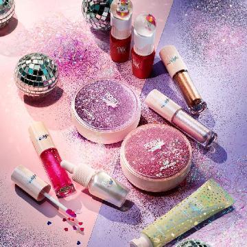 水晶球染唇液!韓國peripera推出珍珠之夜彩妝系列
