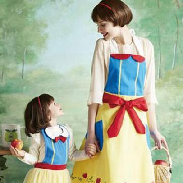 打扮成你喜歡的角色!迪士尼主題圍裙