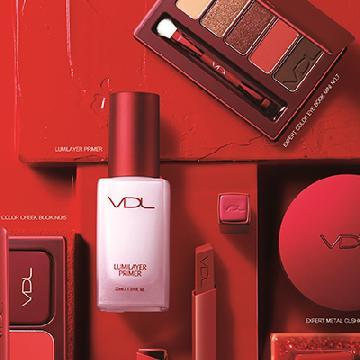 派對必備!VDL 全新 The Red Collection 聖誕限量彩妝