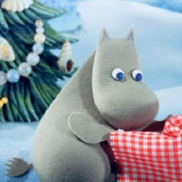 《姆明大電影:冬日樂園》姆明冒險記!角色變到好「立體」
