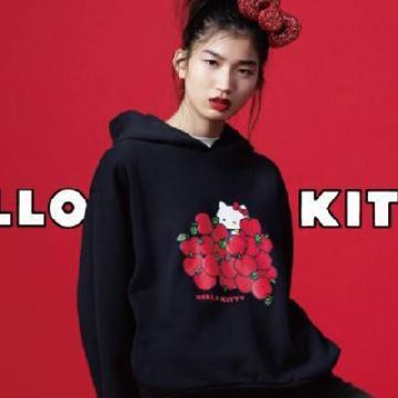 Hello Kitty迷要買嗎?日本GU聯乘Hello Kitty系列