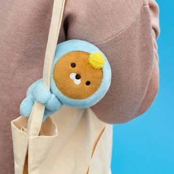 挽著手袋一起出門!韓國Kakao Friends推出迷你磁石公仔