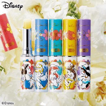 迪士尼公主款!日本DHC潤唇膏套裝