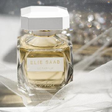 多重白花花香!ELIE SAAB推Le Parfum In White淡香精