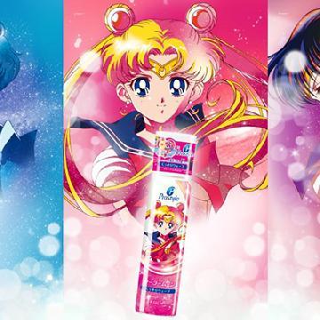 美发造型系列!日本Prostyle联乘美少女战士