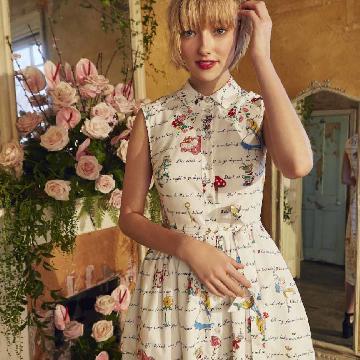 愛麗絲時裝及雜貨!Cath Kidston推愛麗絲系列