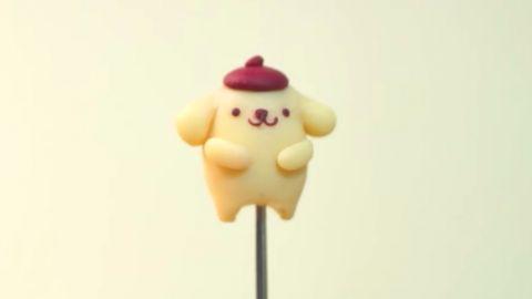 拇指般大小!DIY超微型布甸狗黏土公仔