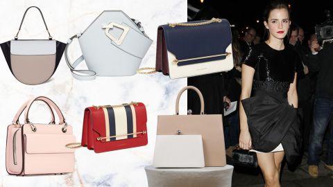 【手袋】Emma Watson也喜愛這個品牌!氣質立即up!14個新晉個性風袋款牌子推介!