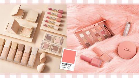 【韓國化妝品】兩大色系彩妝系列!VDL X Pantone粉嫩珊瑚橙 & eSpoir裸色系列登場!