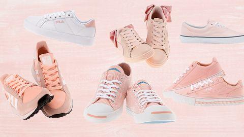 【波鞋】穿出優雅甜美風格!8款珊瑚橘粉色波鞋合集