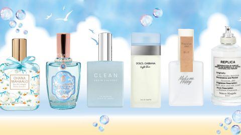 【香水】8瓶肥皂系香水合集!好感度UP!剛洗好的床單般!香味柔和舒適!