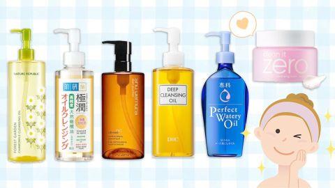 韓國女生「大熱卸妝產品排行榜」TOP 20! 預防毛孔堵塞、保濕、潔淨度高!