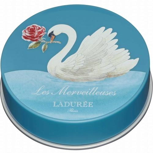 Les Merveilleuses LADURÉE 白天鵝光感蜜粉