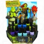 O.P.I Shrek Forever After Nail Lacquers